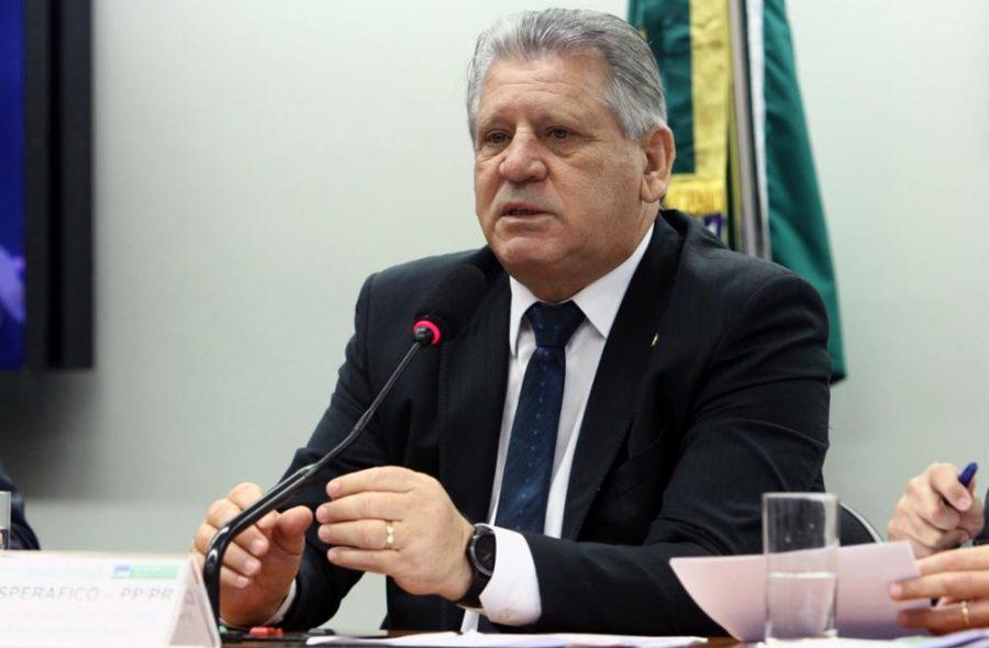 Deputado federal Dilceu Sperafico (PP-PR). Foto: Vinicius Loures/Arquivo Câmara dos Deputados