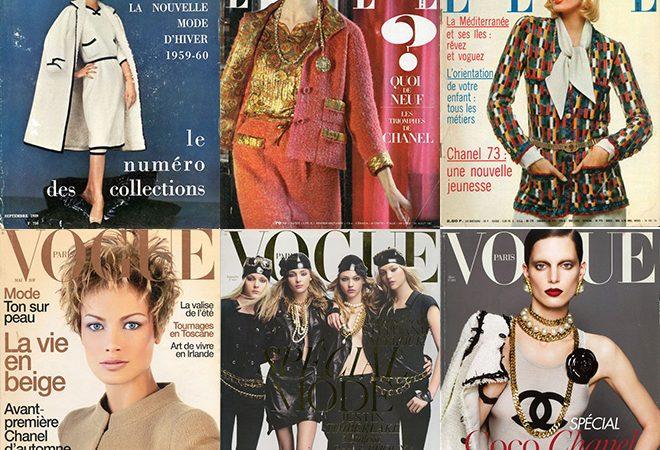 """Chanel, um ano de Gazeta e """"roupa nova"""""""