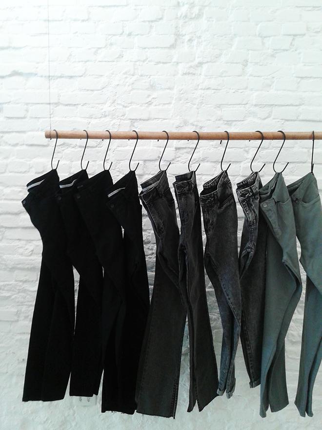 Loja Yes I Am Jeans + Insecta Shoes, em Pinheiros, São Paulo (foto: Ivy Lemes)