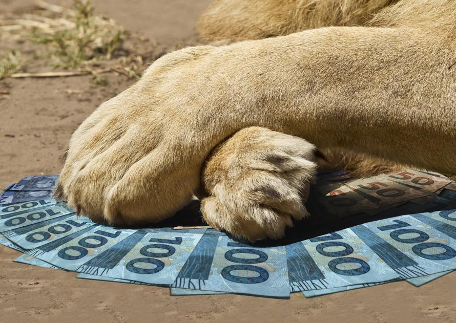 O Leão do Imposto de Renda pega leve com os juízes.