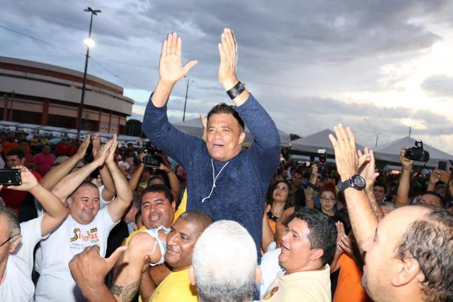O deputado Wladimir Costa (SD-PA) viaja constantemente para o interior do Pará com despesas pagas pela Câmara.