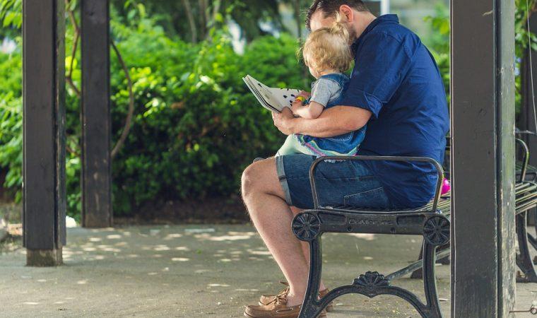 Pai, filho, livro