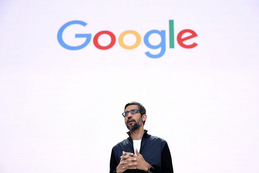 Sundar Pichai, atual CEO do Google