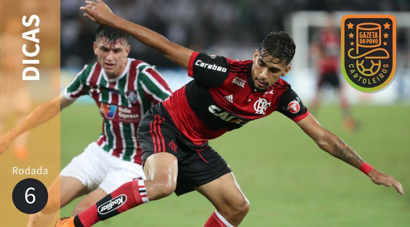 Lucas Paquetá é ótima opção para a 6ª rodada do Cartola FC 2018. (Foto: Gilvan de Souza/Flamengo)