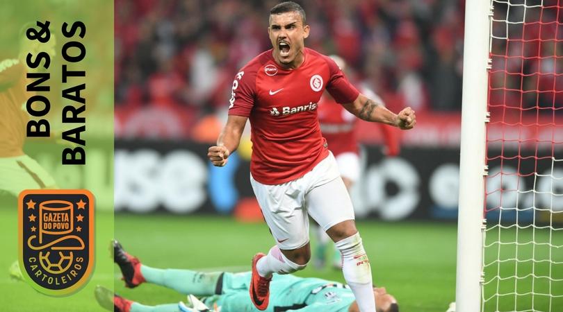 Dicas do Cartola FC 2018 – 19ª rodada: bons e baratos para escalar