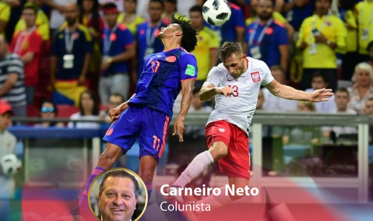 Diferente do prometido pela Fifa, a qualidade dos jogos da Copa está longe do esperado