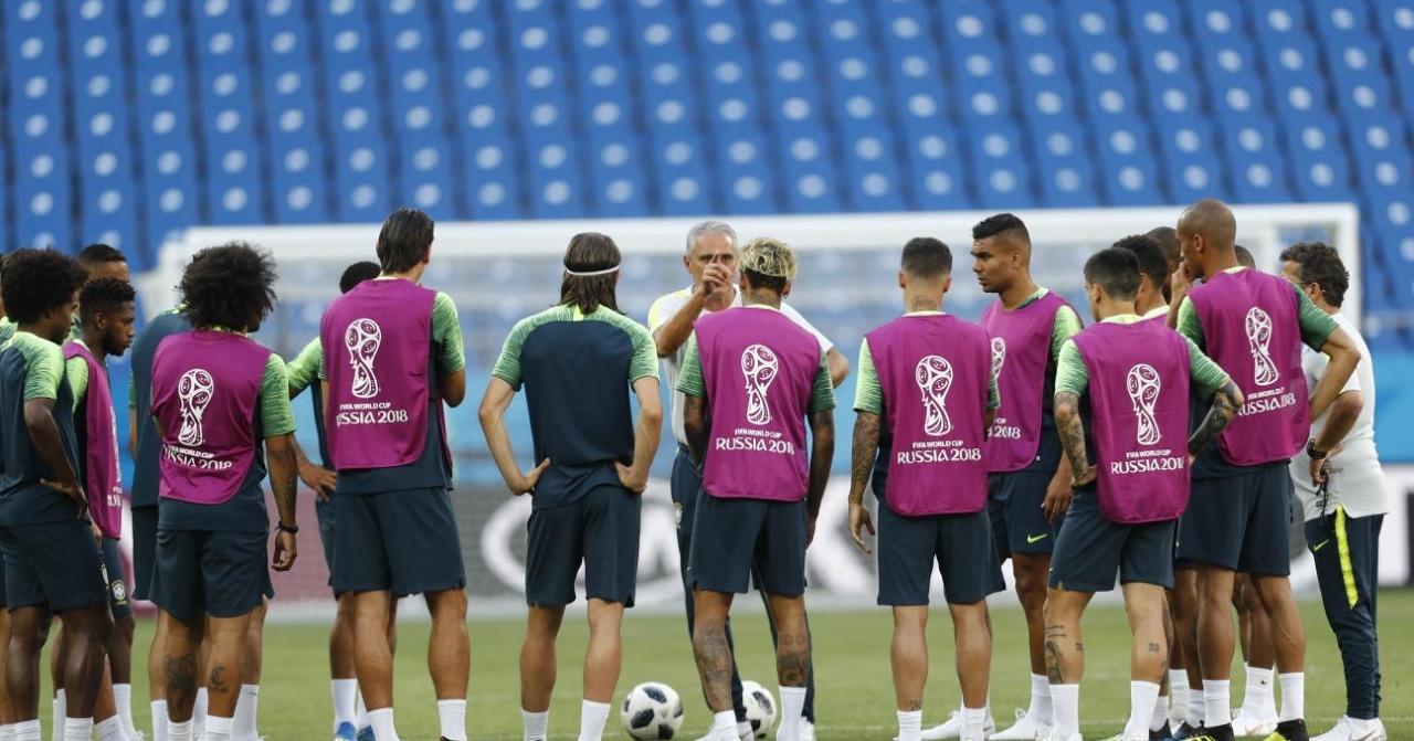 Começar com o pé direito é fundamental para o Brasil na Copa da Rússia