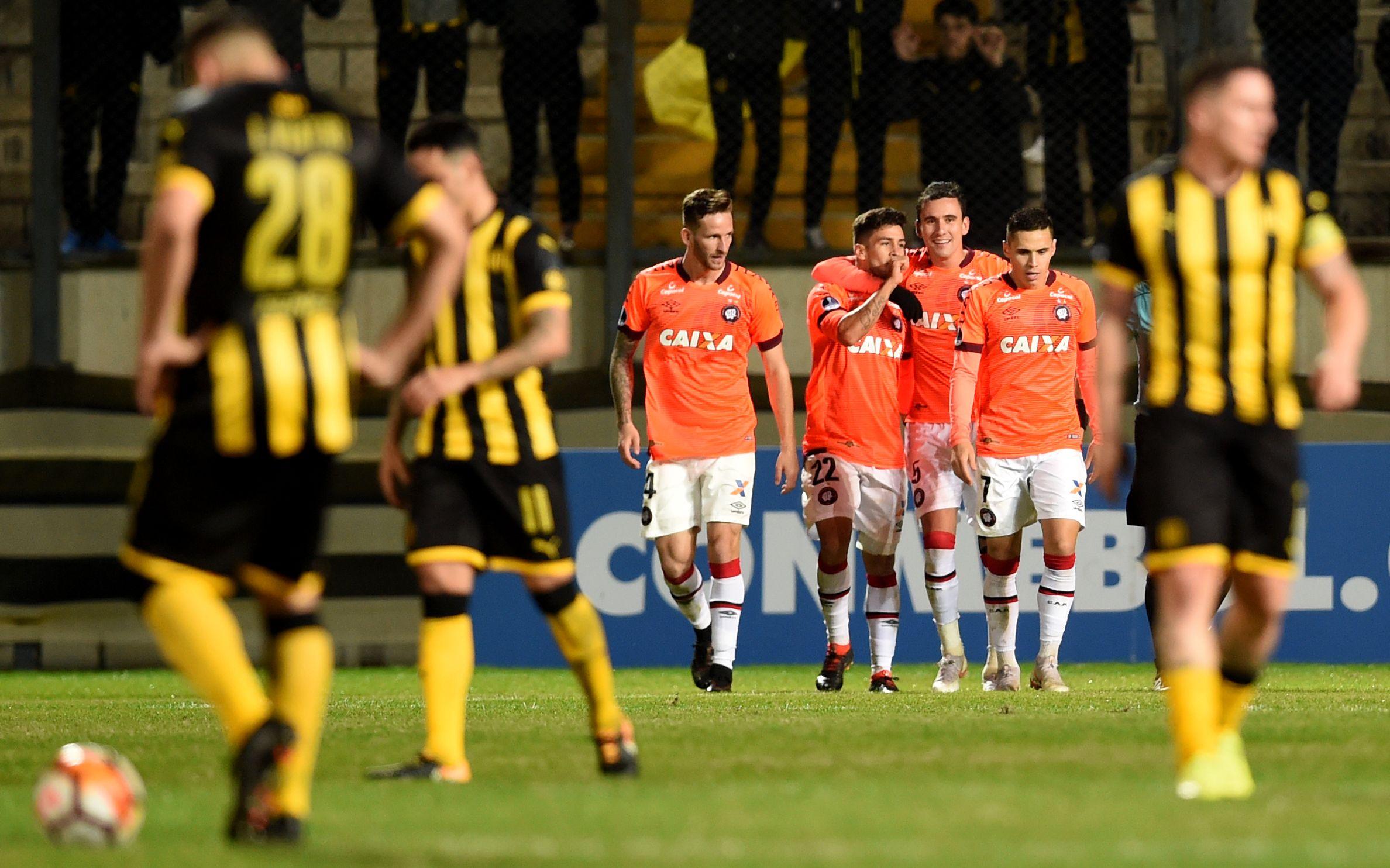 Épico, Atlético mostra grandeza no cenário internacional
