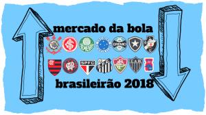 Clubes do Brasileirão agitam o mercado da bola durante os estaduais.