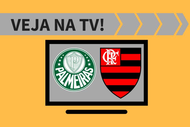 Palmeiras x Flamengo ao vivo: saiba como assistir ao jogo na TV