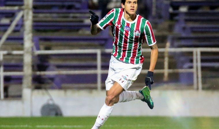 Veja quanto o Fluminense quer para vender o atacante Pedro
