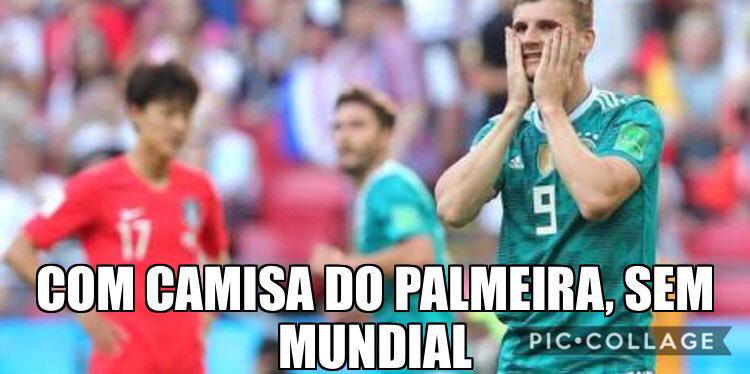 Resultado de imagem para alemanha eliminada copa 2018 memes