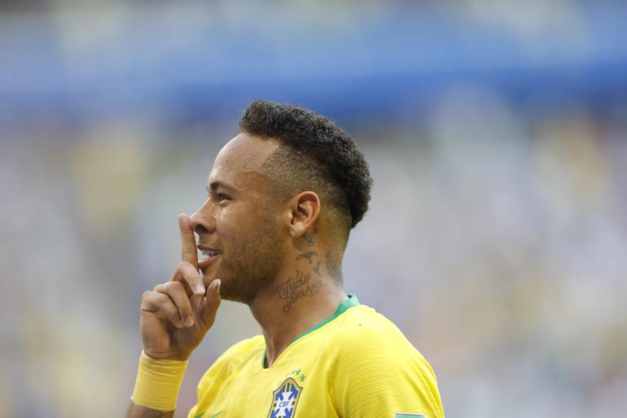 Resultado de imagem para neymar contra o mexico