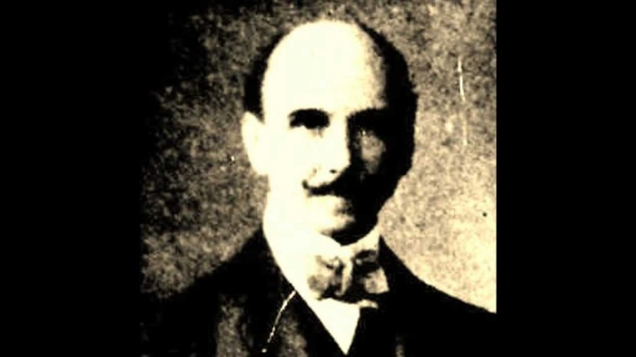 O compositor paranaense Brasílio Itiberê