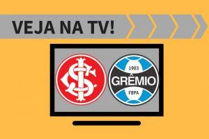 Grenal - Internacional x Grêmio.