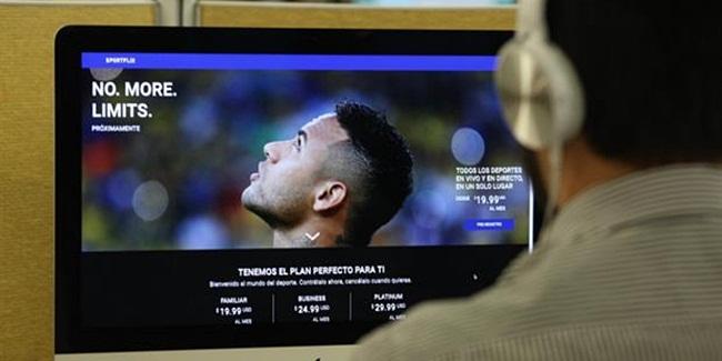 Sportflix, Netflix do esporte, acusado de pirataria