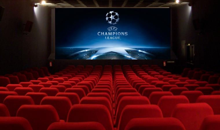 Globo fará transmissão exclusiva da final da Liga dos Campeões no cinema