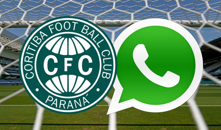 """""""Caso do WhatsApp"""" no Coritiba rende indenização na Justiça"""