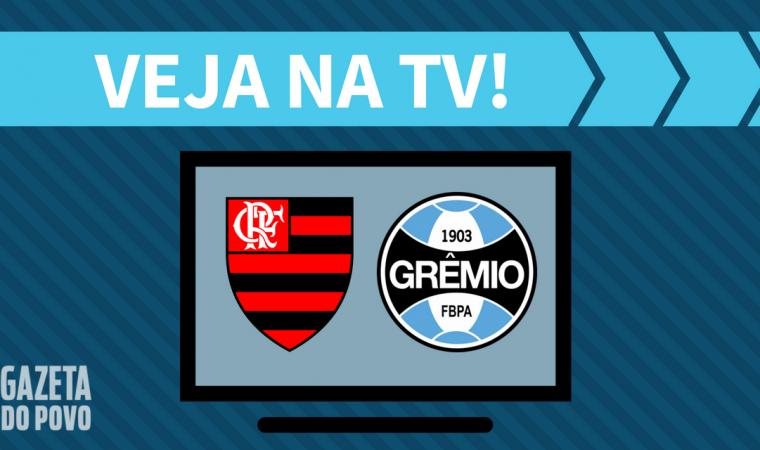 Flamengo x Grêmio AO VIVO: como assistir ao jogo da Copa do Brasil na TV