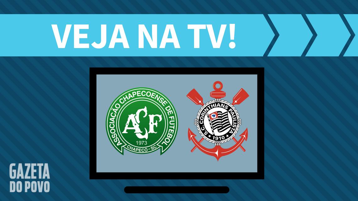 Chapecoense x Corinthians AO VIVO: como assistir jogo da Copa do Brasil na TV