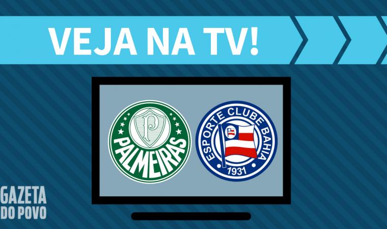 Palmeiras x Bahia AO VIVO: como assistir jogo da Copa do Brasil na TV