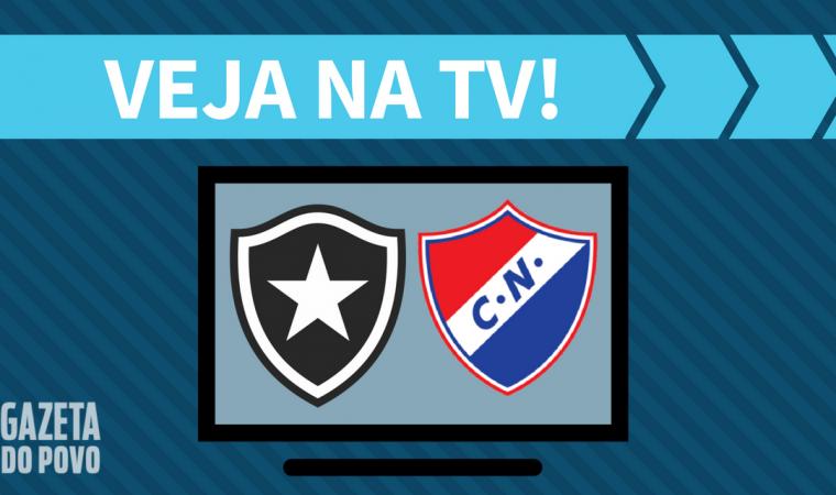 Botafogo x Nacional AO VIVO: saiba como assistir ao jogo na TV