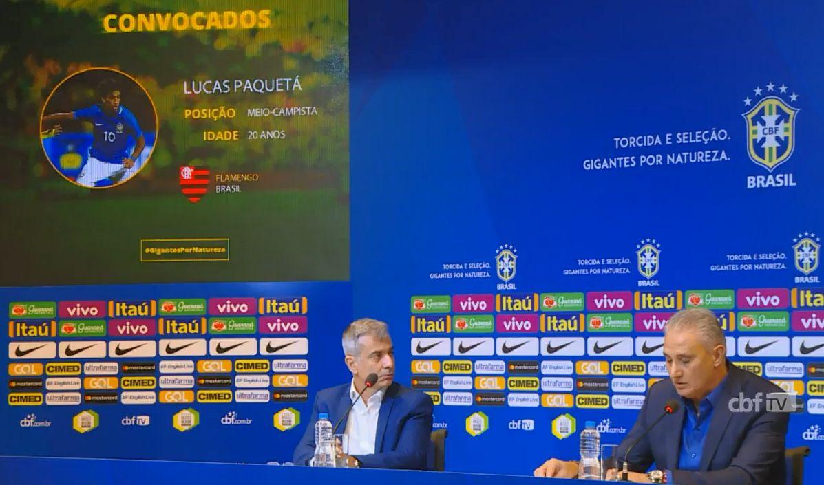 Convocação da seleção brasileira: primeira lista após Copa 2018