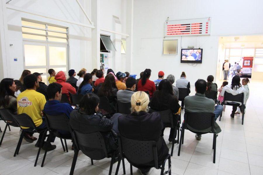 Unidade Boa Vista: ainda faltam remédios. Foto: Ivonaldo Alexandre/Arquivo Gazeta do Povo.