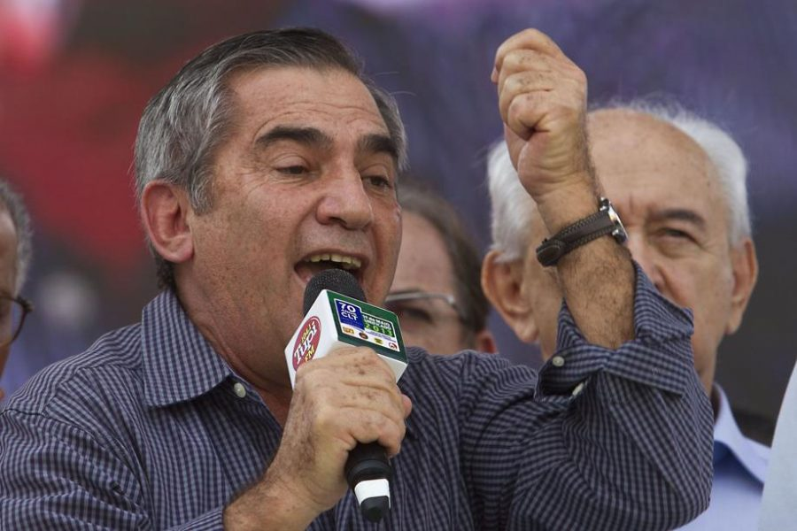 Gilberto Carvalho: sucessor de Lula sai em setembro.