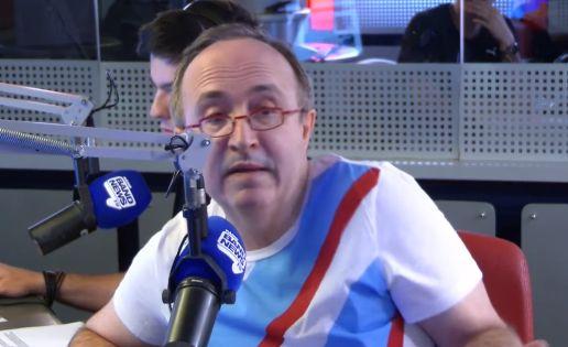 Reinaldo Azevedo: um símbolo da imprensa chapa-branca.