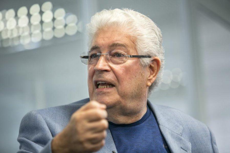 Roberto Requião. Foto: Marcelo Andrade/Gazeta do Povo.