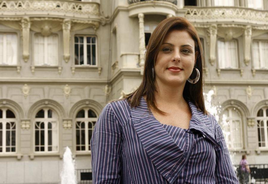 Renata Bueno: tentativa de reeleição.