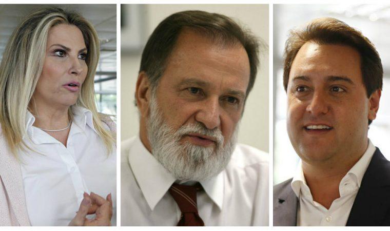 Três famílias donas de heranças milionárias disputam o governo do Paraná