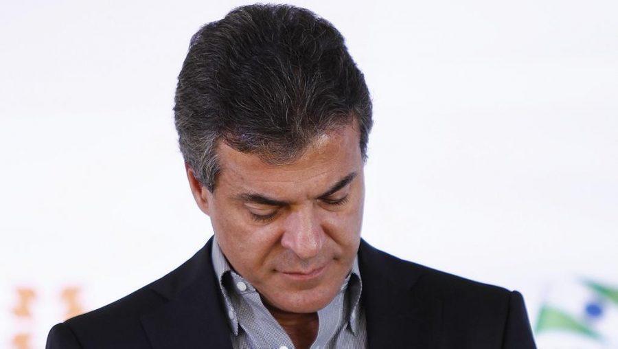 Beto Richa. Foto: Jonathan Campos/Gazeta do Povo.