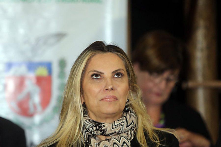 Cida Borghetti. Foto: Albari Rosa/Gazeta do Povo