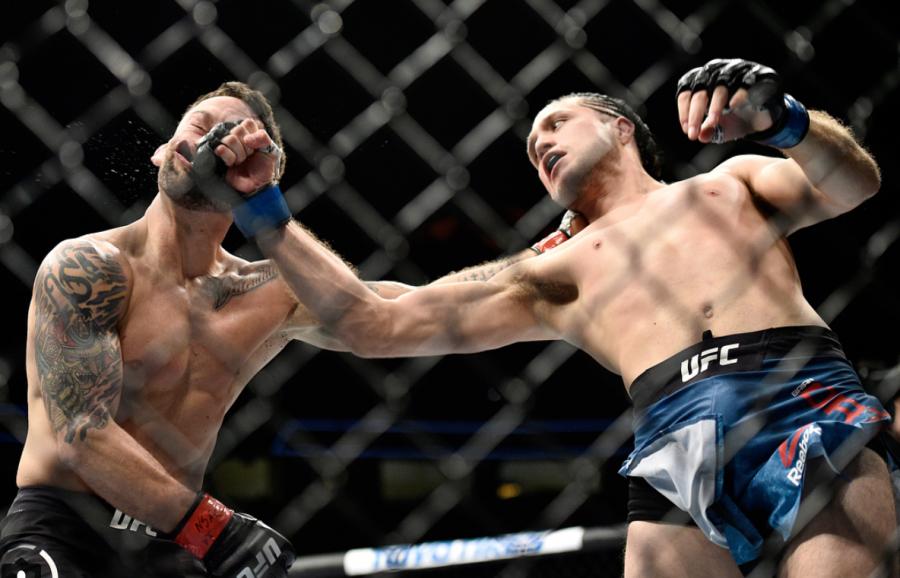 Foto: Instagram/UFC