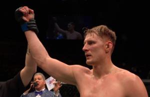 Volkov UFC