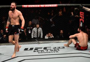 Paul Craig UFC