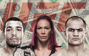 UFC Salários