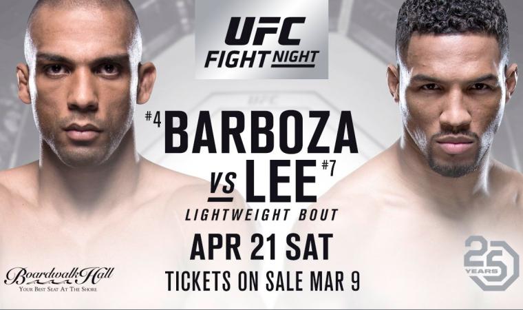 UFC Atlantic City: Confira o card completo e como assistir ao vivo na TV