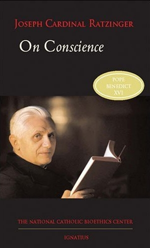 capa do livro On Conscience