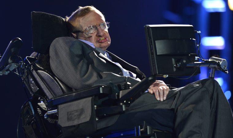 Stephen Hawking (1942-2018)